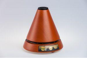 Propolisverdampfer Cone 1 rot