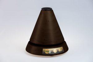 Propolisverdampfer Cone 1 schwarz