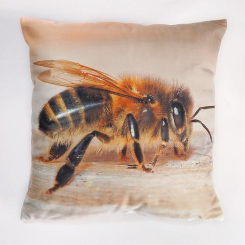 Topseller - Kissen mit exklusivem Bienenmotiv
